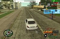 ماشین ایرانی دنا برای GTA5
