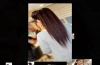 آموزش انواع مدل شینیون عروس   در آموزشگاه و سالن زیبایی آوای زیباسازان