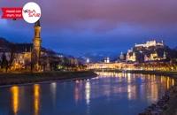 سالزبورگ اتریش - Salzburg - تعیین وقت سفارت اتریش با ویزاسیر