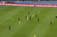 خلاصه بازی النصر - الشباب؛ لیگ حرفه ای عربستان