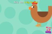 مجموعه آموزش انگلیسی- Mother Goose Club-One, Two, Buckle My Shoe Animated-پیش دبستانی