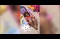 جالبترین - ویدئو : ویدیو های جالب - لحظه ها خنده دار- جدید