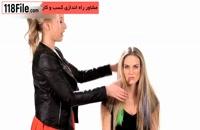 آموزش صفر تاصد اکستنشن مو(اکستنشن مو)