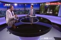اعتراف کارشناس شبکه بیبیسی به نقش آمریکا و عربستان در ناآرامی های عراق