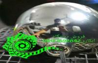 آموزش کار با دستگاه مخمل پاش/پودر مخمل 02156571305