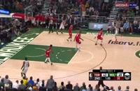 5 حرکت برتر NBA در شب گذشته