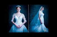 مدل های 2019 لباس ساقدوش عروس-آرایش عروس-کیک عروسی-کیف و کفش عروس