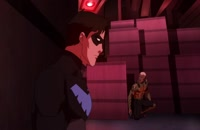 انیمیشن young justice   انیمه