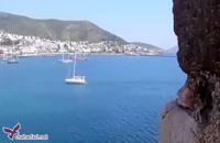 سفر به شهر زیبای بدروم در ترکیه