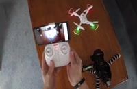 راههای روشن کردن کوادکوپتر syma x23w/ایستگاه پرواز