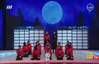 فینال مسابقه عصر جدید اجرای گروه دختران نینجا