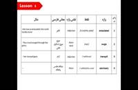 کدینگ لغات 1100 واژه زبان انگلیسی درس 8