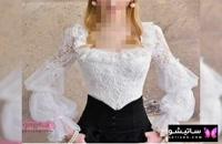 مدلهای دوخت آستین لباس زنانه