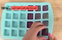 ساخت صابون ژله ای اکلیلی