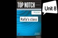 Top Notch Fundamentals 3rd edition Unit 8