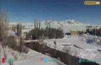 فریدون شهر زیباترین شهر زمستانی ایران و اقامتگاه مهاجران ۲ - بوکینگ پرشیا