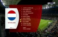 فول مچ بازی آلمان - هلند؛ (نیمه اول) پلی آف یورو 2020