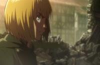 فصل اول سریال Attack on Titan قسمت 24
