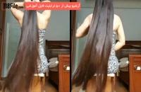 آموزش کامل کراتینه کردن مو در منزل