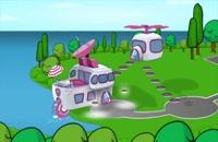 انیمیشن paw patrol - انیمیشن