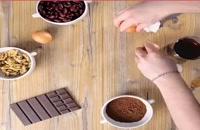 طرز تهیه برانی شکلاتی