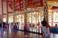 معبد سوان داک در تایلند مکانی زیبا و سرشار از مجسمه ها و نقاشی های شرقی - بوکینگ پرشیا bookingpersia