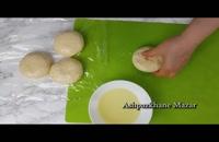 کرپ مراکشی | فیلم آشپزی