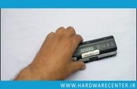 فیلم آموزش تعمیر باتری لپ تاپ سونی