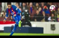 ویدیو 12 ضربه آزاد در لحظات پایانی فوتبال