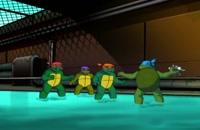 انیمیشن teenage mutant ninja turtles   کارتون