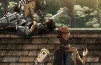 فصل سوم سریال Attack on Titan قسمت 18