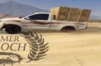 بازی GTA V برای اندروید با ماشین های ایرانی