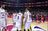 فول گیم بازی نیوزیلند - ژاپن؛ جام جهانی بسکتبال چین 2019