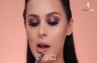 آرایش برجسته و درخشان | میکاپ ویدئو