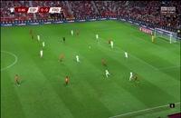 فول مچ بازی اسپانیا - جزایر فارو؛ (نیمه اول) پلی آف یورو 2020