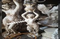 روشنایی | آباژور | پایه چراغ | مجسمه فایبرگلاس | مجسمه رزین