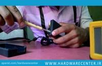 آموزش تعمیر شارژر لپ تاپ ایسوس