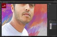 تبدیل عکس به نقاشی دیجیتال رنگارنگ