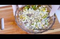 ساندویچ تخم مرغ | فیلم آشپزی