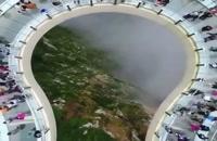 پلی در ارتفاع ۷۱۸ متری _ چین