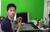 آموزش تعمیر تصویر تلویزیون