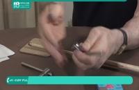 آموزش بیلیارد تعویض نوک چوب