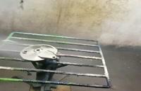 مخمل پاش برای پاشش انواع پودر 02156571305