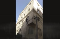 شستشوی نمای ساختمان   پیچ رولپلاک نما   رنگ آمیزی نما   پوشش درز انقطاع