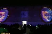 نورپردازی ارگ کریم خان شیراز