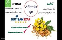 علف کش خارجی صددرصد تضمینی برای مزارع کلزا | بوتیزان استار | Butisan Star