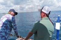 آموزش ماهیگیری با لنسر