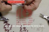 10 ترفند ساخت دستبندهای مهره ای شیک و دخترونه