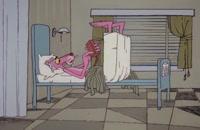 پلنگ صورتی ق47-The Pink Pill-1968