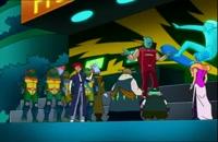 کارتون 6 ابر قهرمان قسمت اخر - کارتون